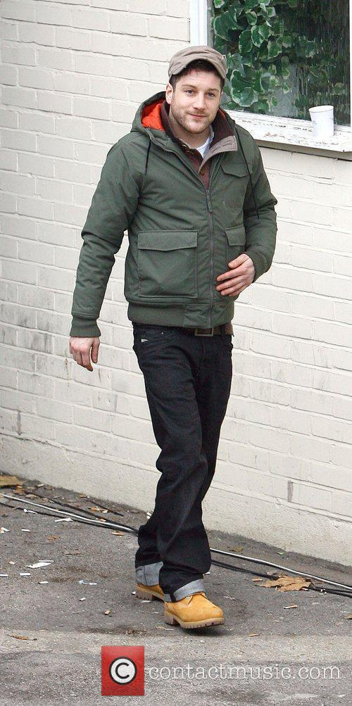 Matt Cardle X Factor rejects arrive at the...