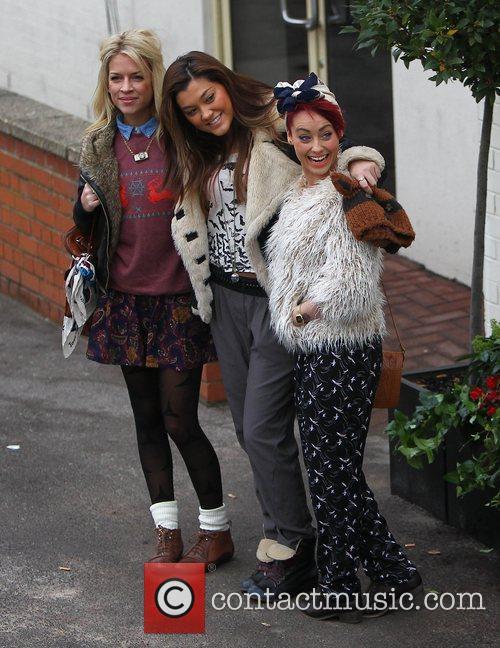 Sophia Wardman, Geneva Lane, Rebecca Creighton of Belle...