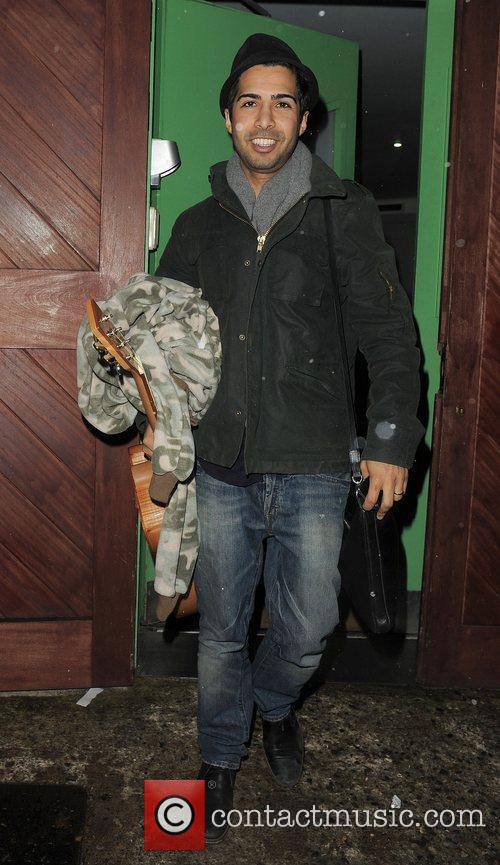X Factor vocal coach Savan Kotecha leaving a...