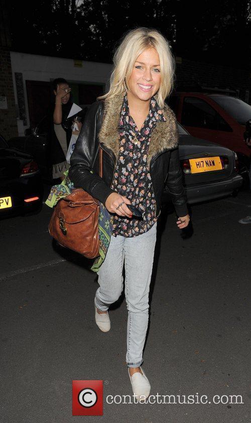 X Factor contestant Sophia Wardman of girl group...