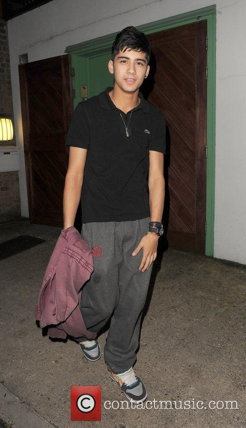 X Factor contestant Zain Malik of boy band...