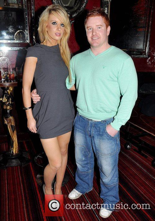 Lisa Healy, Stephen Higgins Lingerie party at Lillies...