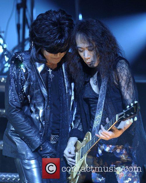 Toshimitsu 'Toshi' Deyama and Tomoaki 'Pata' Ishizuka...