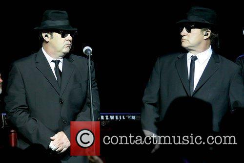 Dan Aykroyd, Blues Brothers and Jim Belushi 9