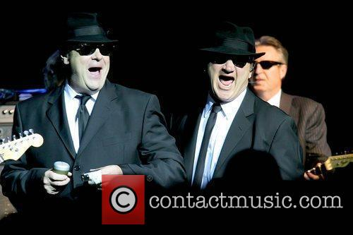 Dan Aykroyd, Blues Brothers and Jim Belushi 2