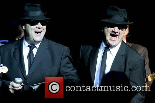 Dan Aykroyd, Blues Brothers and Jim Belushi 4