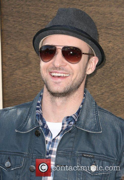 Justin Timberlake and Mann 13