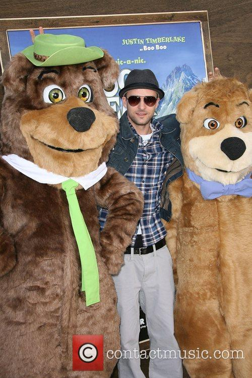 Justin Timberlake and Mann 4
