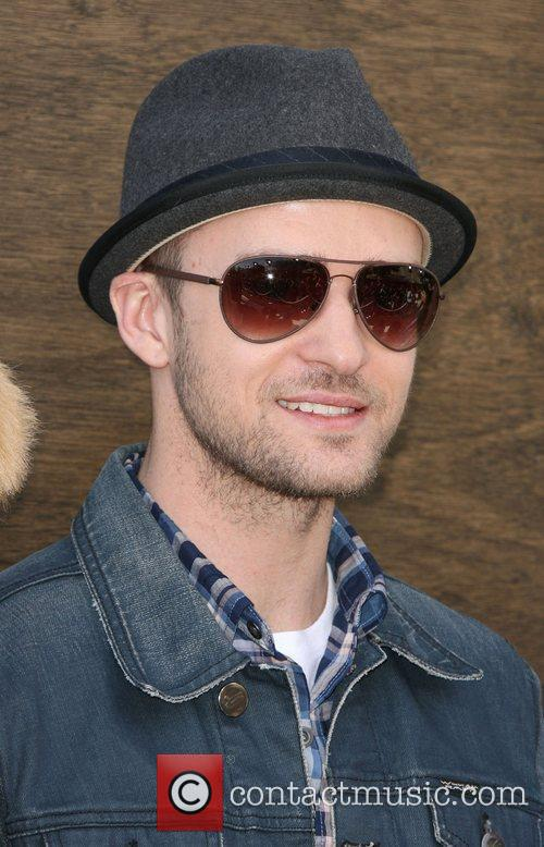 Justin Timberlake and Mann 6