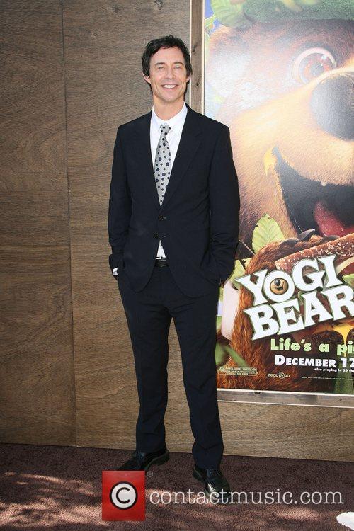 Tom Cavanagh Los Angeles Premiere of Yogi Bear...
