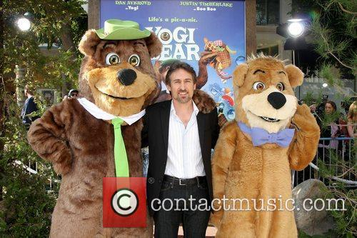 Eric Brevig arrives at the Los Angeles Premiere...