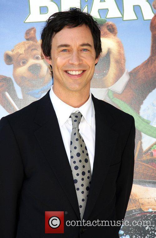 Tom Cavanagh arrives at the Los Angeles Premiere...