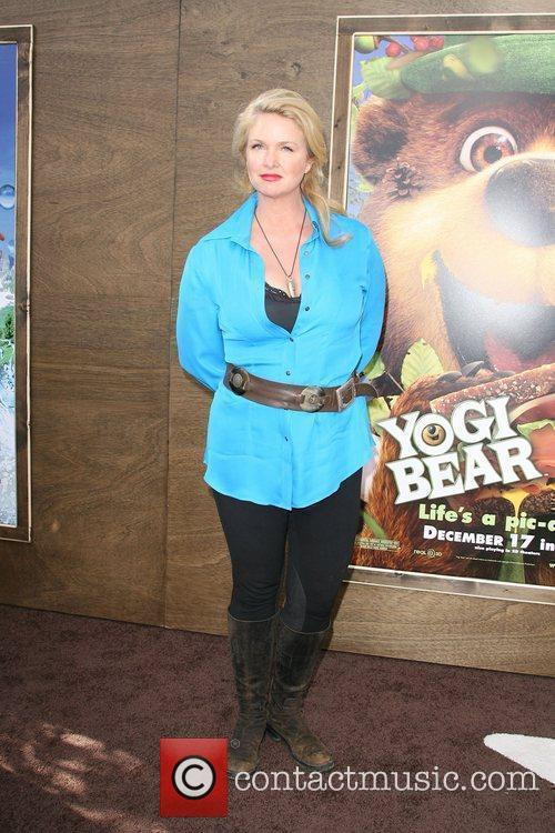 Donna Dixon Los Angeles Premiere of Yogi Bear...