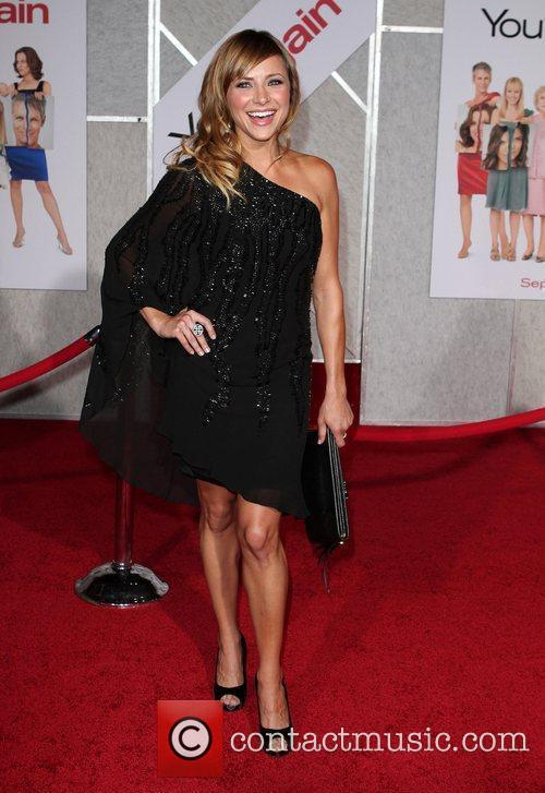 Christine Lakin,  Los Angeles Premiere of You...