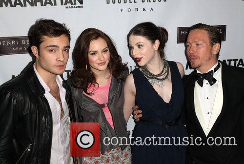 Ed Westwick and Michelle Trachtenberg 3
