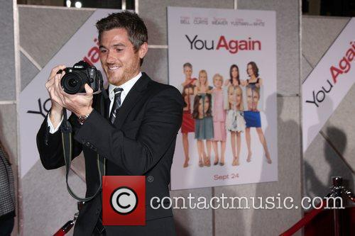 Dave Annable Los Angeles Premiere of You Again...