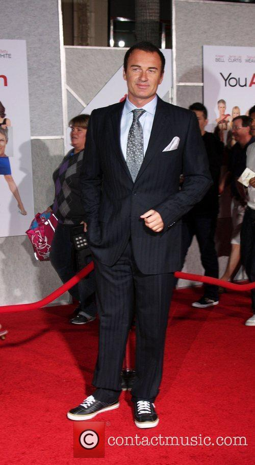 Julian McMahon Los Angeles Premiere of You Again...