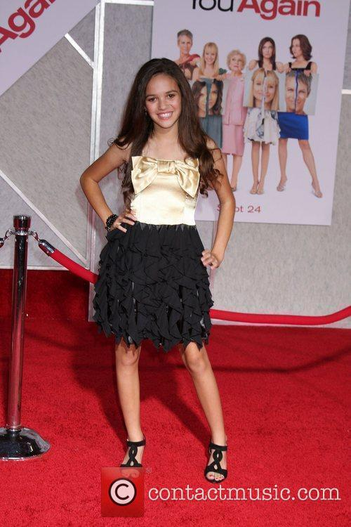Madison Pettis Los Angeles Premiere of You Again...