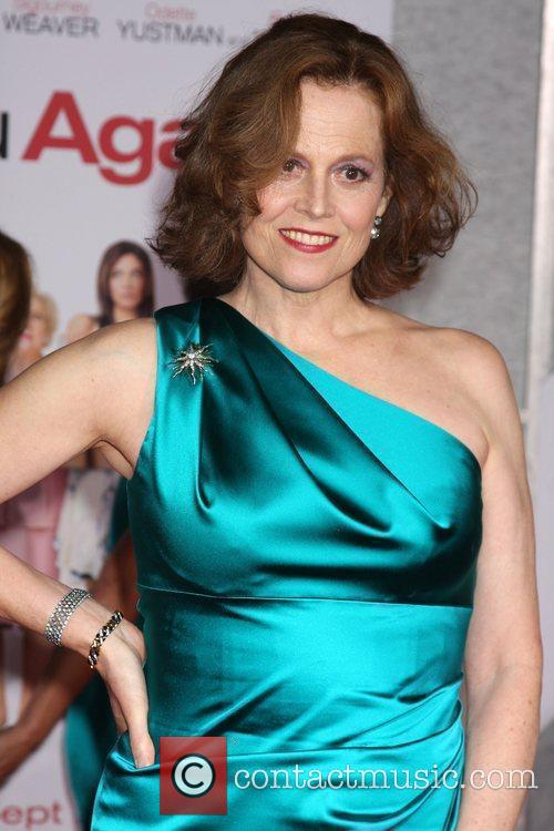 Sigourney Weaver Los Angeles Premiere of You Again...