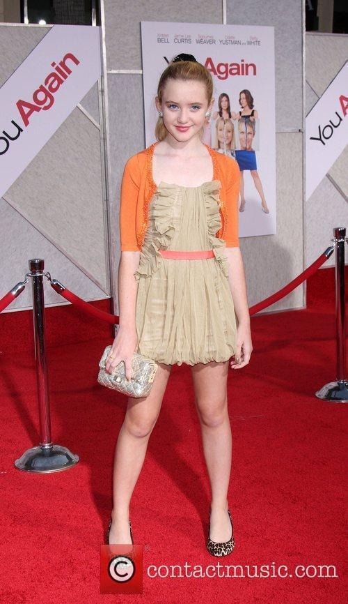 Kathryn Newton Los Angeles Premiere of You Again...