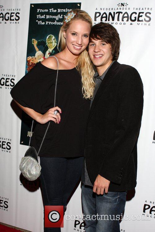 Molly Mccook and Devon Werkheiser 7