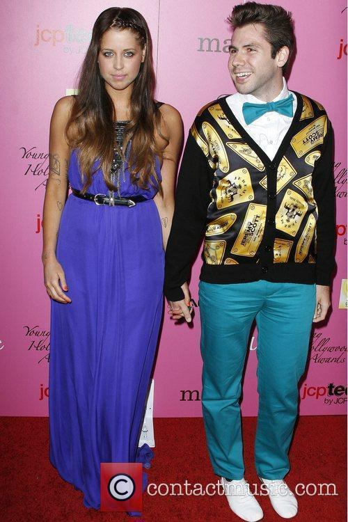 Peaches Geldof and guest The 12th Annual Young...