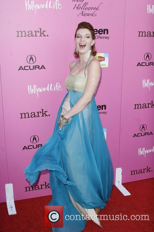 Dani Thorne The 12th Annual Young Hollywood Awards...