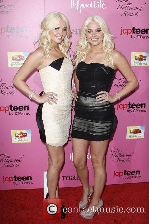 Karissa Shannon and Kristina Shannon The 12th Annual...