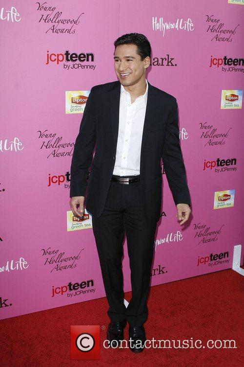 Mario Lopez The 12th Annual Young Hollywood Awards...