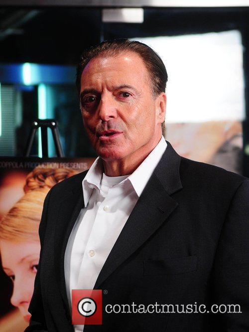 Armand Assante World premiere of 'Yulia: The story...