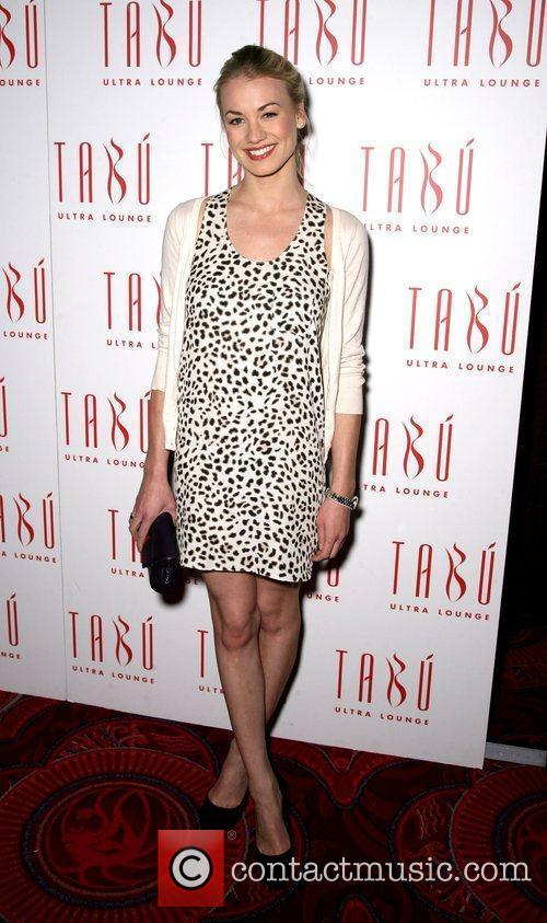 Yvonne Strahovski hosts an 'Evening Of Intrigue' at...