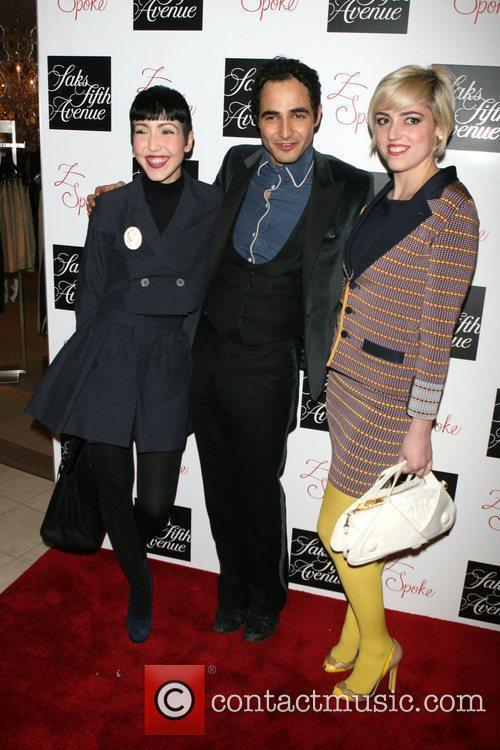 Zac Posen and Guests Z Spoke by Zac...