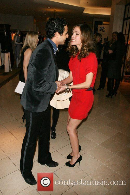 Zac Posen and Rose Byrne Z Spoke by...