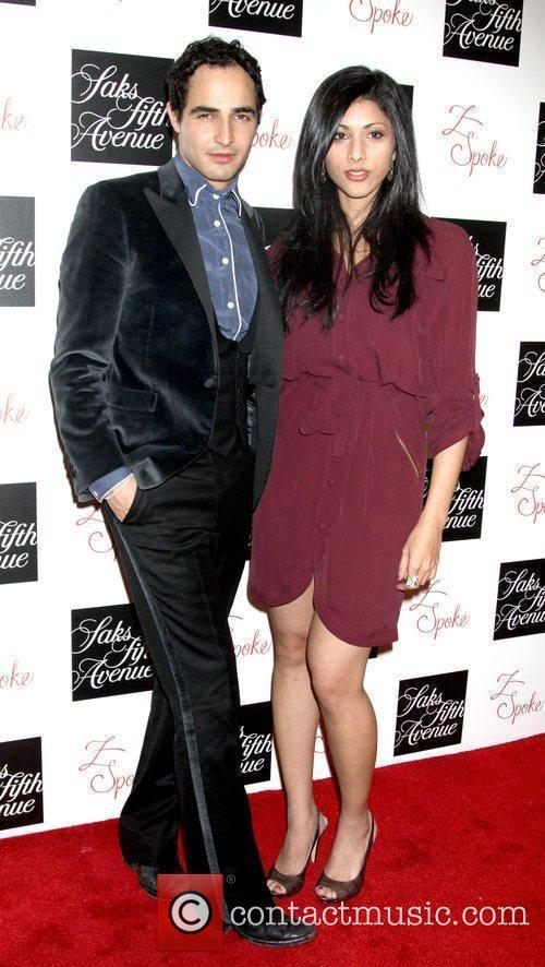 Zac Posen and Reshma Shetty Z Spoke by...