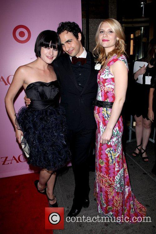 Selma Blair and Zac Posen 2