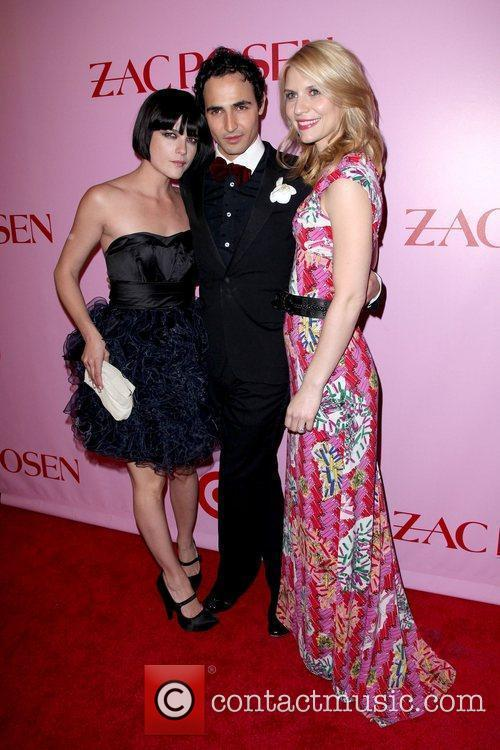 Selma Blair and Zac Posen 7