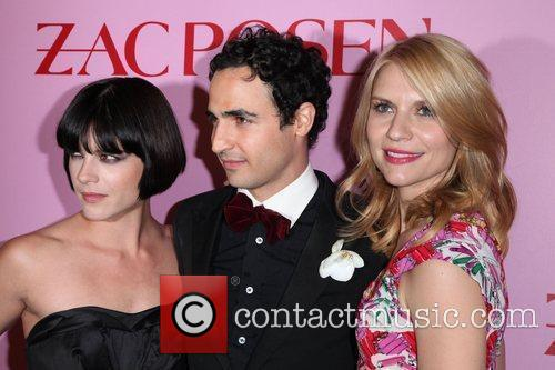 Selma Blair and Zac Posen 1