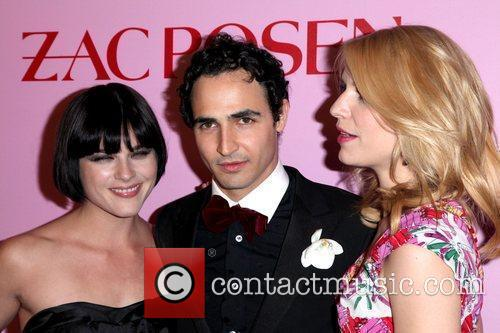 Selma Blair and Zac Posen 4
