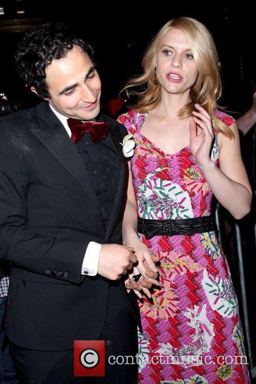 Zac Posen and Claire Danes Private VIP event...