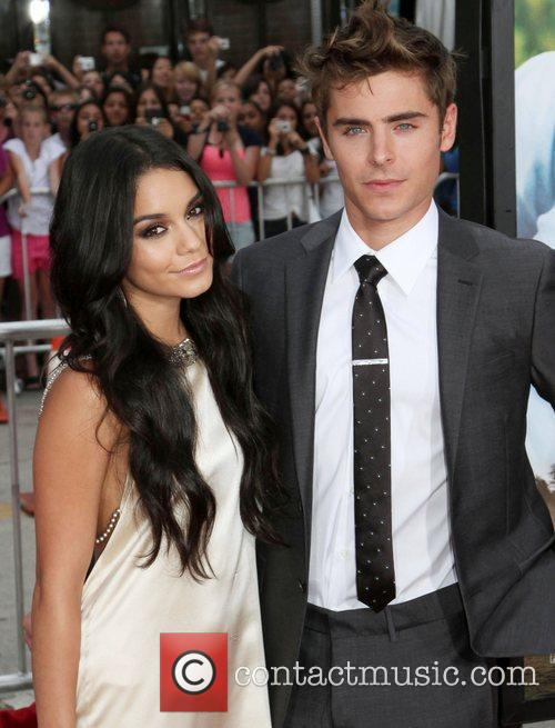 Zac Efron, High School Musical, Vanessa Hudgens, Disney