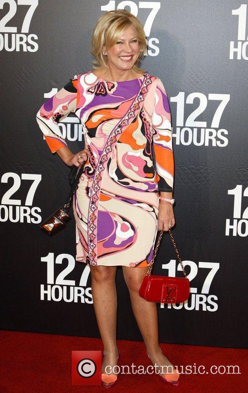 Kerri-Anne Kennerley The Australian premiere of '127 Hours'...