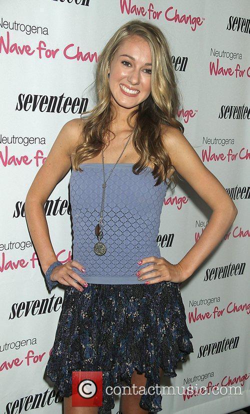 Lauren Lindberg The 'Seventeen Magazine Pretty Amazing Cover...