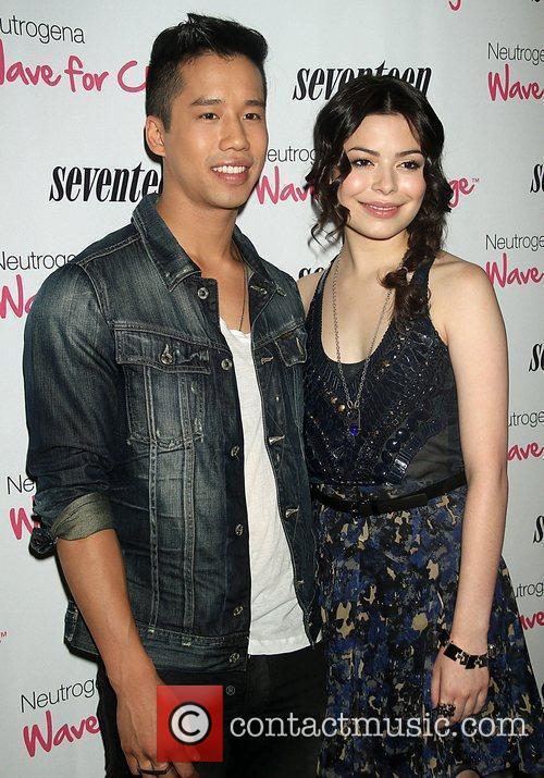 Jared Eng, Miranda Cosgrove The 'Seventeen Magazine Pretty...