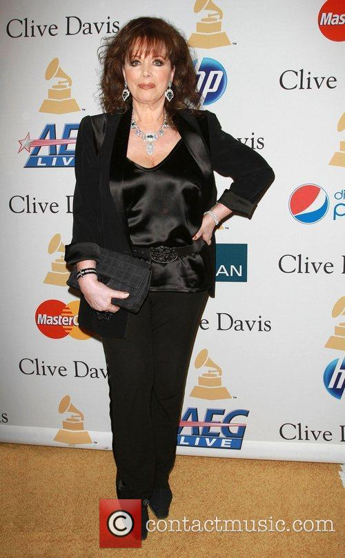 Jackie Collins 2011 Pre-Grammy Gala and Salute to...