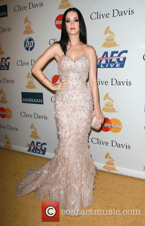 Katy Perry 2011 Pre-Grammy Gala and Salute to...