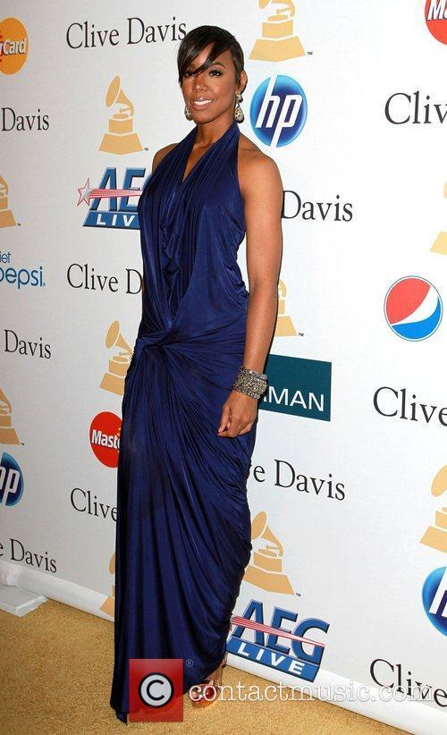 Kelly Rowland 2011 Pre-Grammy Gala and Salute to...