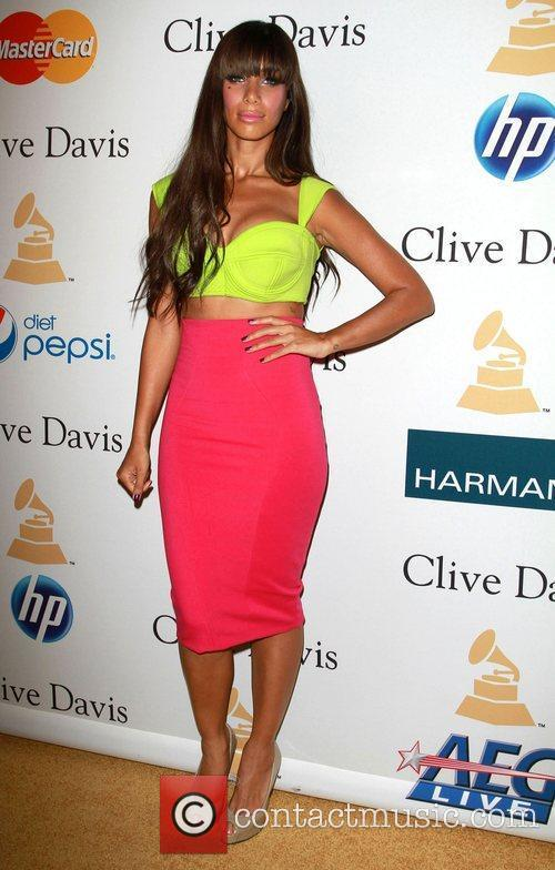 Leona Lewis 2011 Pre-Grammy Gala and Salute to...