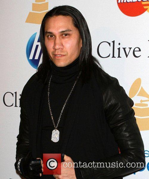 Black Eyed Peas and David Geffen 7