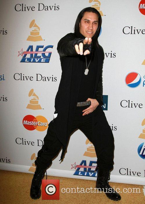 Black Eyed Peas and David Geffen 11