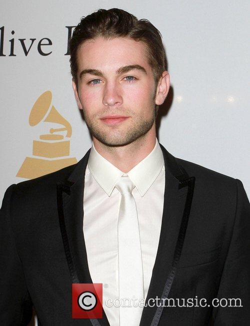 Chase Crawford 2011 Pre-Grammy Gala and Salute to...